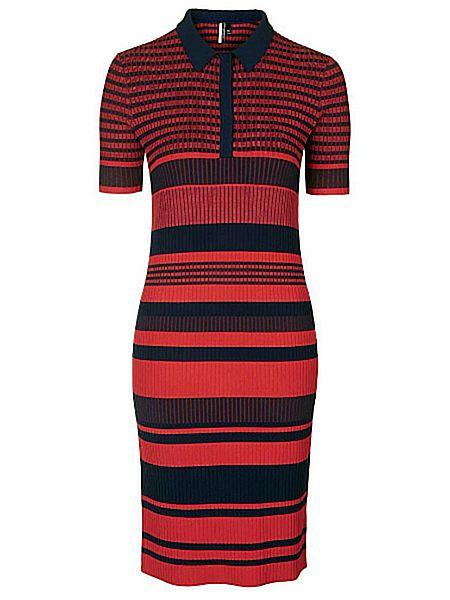 Трикотажное платье Topshop