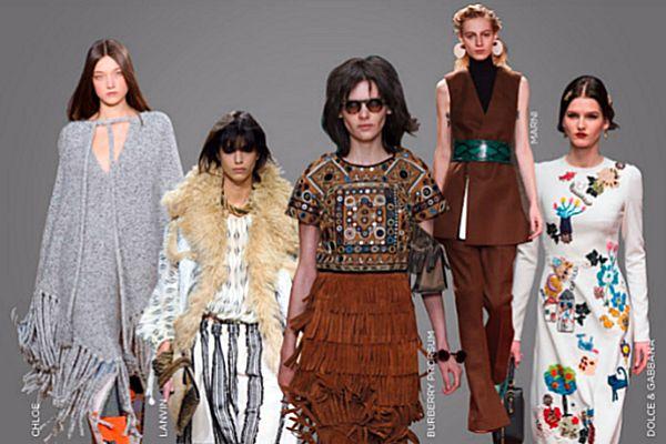 Мода осень-зима 2015-16