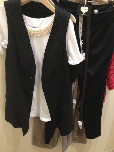 жилет и брюки Twin-Set